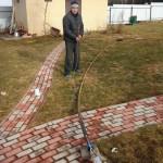 Автономное водоснабжение - замена трубы от колодца
